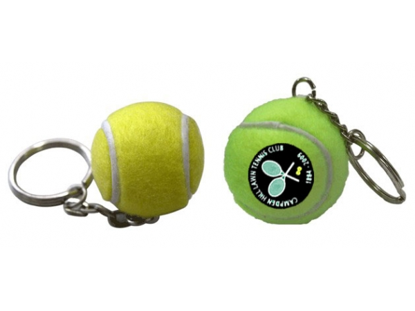 Promotional Sports Themed Keychains