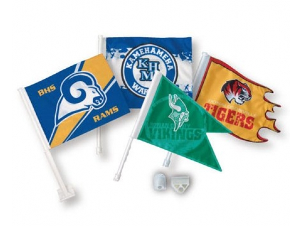 Promotional Car Flags